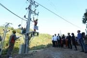 Công ty Điện lực Điện Biên: Hành trình đưa điện về thôn bản vùng cao huyện Mường Nhé.