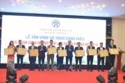 Tôn vinh 30 sản phẩm công nghiệp chủ lực Hà Nội năm 2019