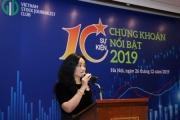 10 sự kiện chứng khoán nổi bật 2019 do CLB Nhà báo chứng khoán bình chọn