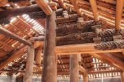 Trùng tu đình làng Nam Sơn (Hà Nội): Giữ lại phần hồn di sản của 200 năm