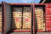 Phát hiện hơn 100 container gỗ xuất khẩu có dấu hiệu gian lận thuế