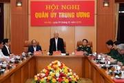 Tổng Bí thư, Chủ tịch nước Nguyễn Phú Trọng: Đã có sự chuyển biến mạnh mẽ về quân sự, quốc phòng
