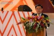 Phó Thủ tướng Vương Đình Huệ dự Lễ kỷ niệm 90 năm thành lập Đô thị Pleiku (Gia Lai)