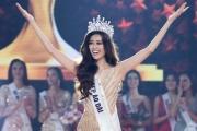Nguyễn Trần Khánh Vân trở thành Tân Hoa hậu Hoàn vũ Việt Nam 2019