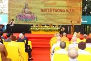 Nam Định: Tổ chức Đại lễ tưởng niệm 711 năm Ngày Phật hoàng Trần Nhân Tông nhập Niết Bàn