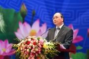 Thủ tướng Nguyễn Xuân Phúc chủ trì hội nghị với doanh nghiệp