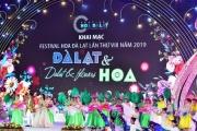 Khai mạc Festival hoa Đà Lạt lần thứ VIII năm 2019