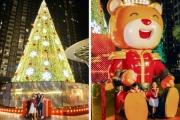 """Ở Sài Gòn mà chưa ghé thăm 2 địa điểm này, bạn đã bỏ lỡ cả một mùa Giáng Sinh """"lung linh"""""""