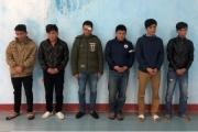 Sát phạt trên chiếu bạc, 6 đối tượng bị bắt giữ