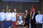 Thủ tướng kết thúc chuyến thăm chính thức Cộng hòa Liên bang Myanmar