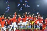 Alphanam Group nhận bảo trợ nghề nghiệp cho các vận động viên Việt Nam