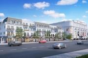 Vingroup ra mắt tổ hợp nhà phố thương mại đẳng cấp đầu tiên tại Mỹ Tho