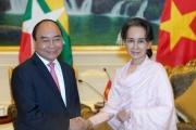 Việt Nam và Myanmar mở rộng hợp tác, chống các loại tội phạm xuyên biên giới