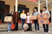 Ấm áp hoạt động trao yêu thương, giúp người nghèo đón tết cổ truyền đủ đầy của nhóm sinh viên thiện nguyện Hà Nội