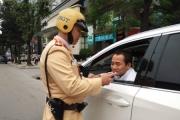 Gần 900 trường hợp lái xe vi phạm nồng độ cồn bị xử lý ngày mùng 4 Tết