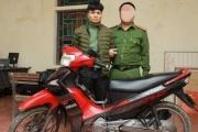 Hà Tĩnh: Vào cây xăng cướp tài sản, kiếm tiền tiêu tết