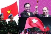 Trong hợp tác quốc tế cái tên Việt Nam được xướng lên đầy kiêu hãnh