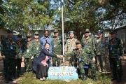 Trưởng căn cứ Bentiu - Phái bộ Gìn giữ hòa bình Liên hợp quốc tại Nam Sudan: Xin cảm ơn những con người đến từ Việt Nam!