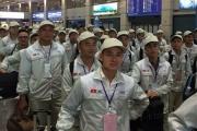 Sẵn sàng sơ tán lao động Việt Nam khỏi Trung Đông