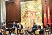Mỹ và Việt Nam cùng hợp tác phát triển công nghệ 5G
