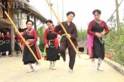 Về xứ Tuyên xem múa Sình Ca, dán Chí Dịt và ăn bánh chim gâu