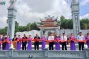 Thủ tướng dự lễ khánh thành công trình tưởng niệm liệt sĩ Núi Quế