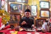Náo nhiệt phố ông đồ Tết Festival đón xuân Canh Tý 2020