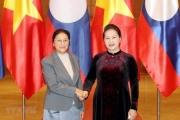 Hợp tác giữa Quốc hội Việt Nam và Lào ngày càng thực chất và hiệu quả