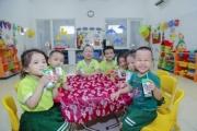Gần 41.000 trẻ em Đà Nẵng đang thụ hưởng Chương trình Sữa học đường