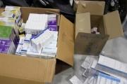 Lô thuốc tân dược 3 tỷ đồng nghi nhập lậu