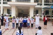 Hà Tĩnh: Học sinh nghỉ học từ 4.2 và cách ly 310 công dân từ vùng dịch trở về