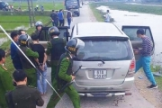 Hà Tĩnh: Dùng xe Innova chở 45 kg ma túy đá