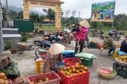 Hà Tĩnh: Cuối vụ, cam bù Hương Sơn vẫn đắt hàng