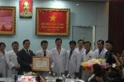 Điều trị thành công cho bệnh nhân đầu tiên nhiễm nCoV, bệnh viện Chợ Rẫy được Thủ tướng Chính phủ tặng bằng khen