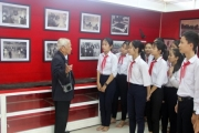 Ký ức về lá cờ của Đảng trong chiến thắng Đồng khởi Hòa Thịnh