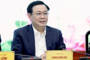 """Ông Vương Đình Huệ: Không để người tiêu cực, tham nhũng """"lọt"""" vào cấp ủy"""