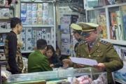 Cục QLTT thành phố Hồ Chí Minh kiểm tra hoạt động hóa chất, xử phạt hơn 500 triệu đồng
