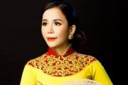 Mrs International World 2019 – Oanh Lê diện áo dài vừa dịu dàng lại vừa quyền lực