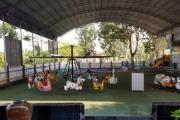 Triệu Sơn, Thanh Hóa: Người con quê hương tự bỏ tiền túi xây dựng khu vui chơi, xóa bỏ điểm đen ô nhiễm môi trường