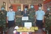 Vận chuyển 5kg ma túy bằng xe máy từ Lào về Việt Nam tiêu thụ thì bị bắt