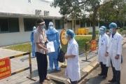 Huế: Bệnh nhân nhiễm Covid-19 số 33 được xuất viện