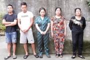 """Bắt 5 đối tượng từ Nam Định vào Hà Tĩnh """"hành nghề"""" trộm cắp"""
