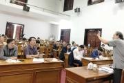 Hà Tĩnh: Chưa ngã ngũ số phận đình Chợ Trổ