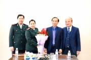 Bà Nguyễn Thị Hoa được giao phụ trách Tạp chí Thanh tra