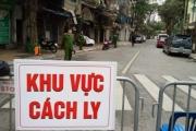 Hà Nội: Xử lý cá nhân tung tin có người trốn cách ly khỏi phố Trúc Bạch