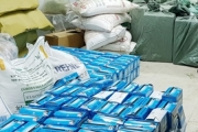 Thu giữ 36.000 khẩu trang y tế xuất lậu sang Campuchia