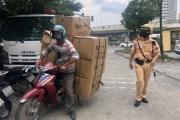 Hà Nội: Thu giữ hơn 10.000 khẩu trang không rõ nguồn gốc