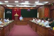 Quảng Bình: Họp khẩn bàn giải pháp quá tải lượng người nhập cảnh qua cửa khẩu quốc tế Cha Lo