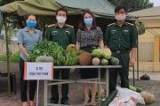 Hà Tĩnh: Phụ nữ huyện Đức Thọ-Tuyến hậu phương vững chắc trong phòng chống dịch Covid-19