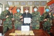 Hà Tĩnh: Bắt 9X vượt biên mang theo 60 nghìn viên ma túy từ Lào về Việt Nam